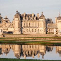 The Chateau de Chantilly