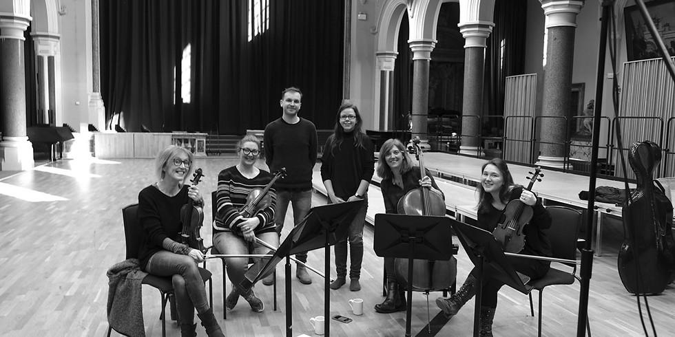 Royal Liverpool Philharmonic Close Up Concert - Equilibrium