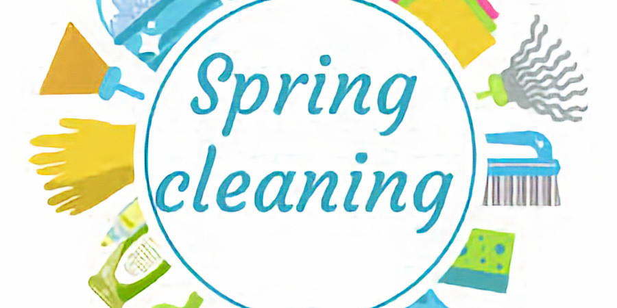 Church Spring Cleaning!