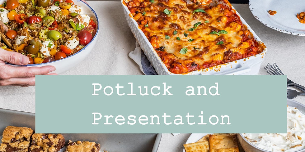 EFC Presentation and Potluck