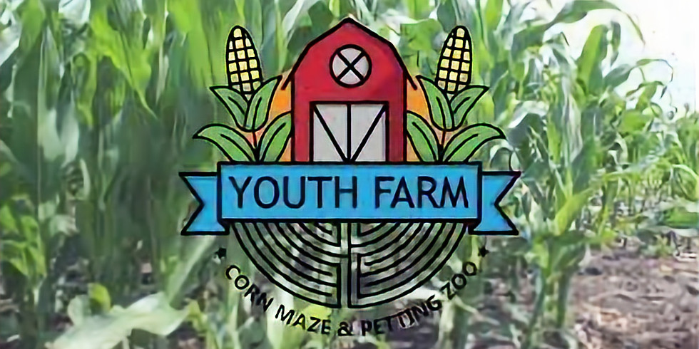 Youth Group - Road Trip to Rosthern Youth Farm Corn Maze!