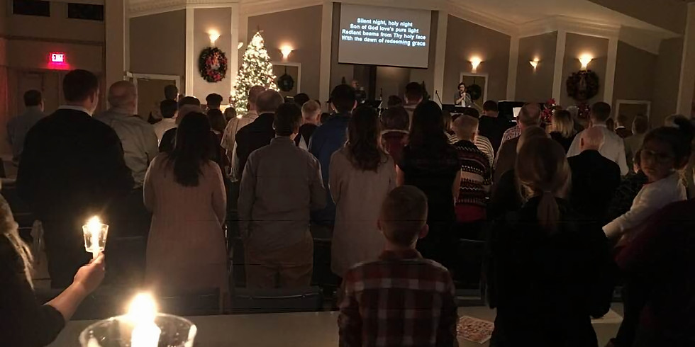 Christmas Eve Service 5:00pm