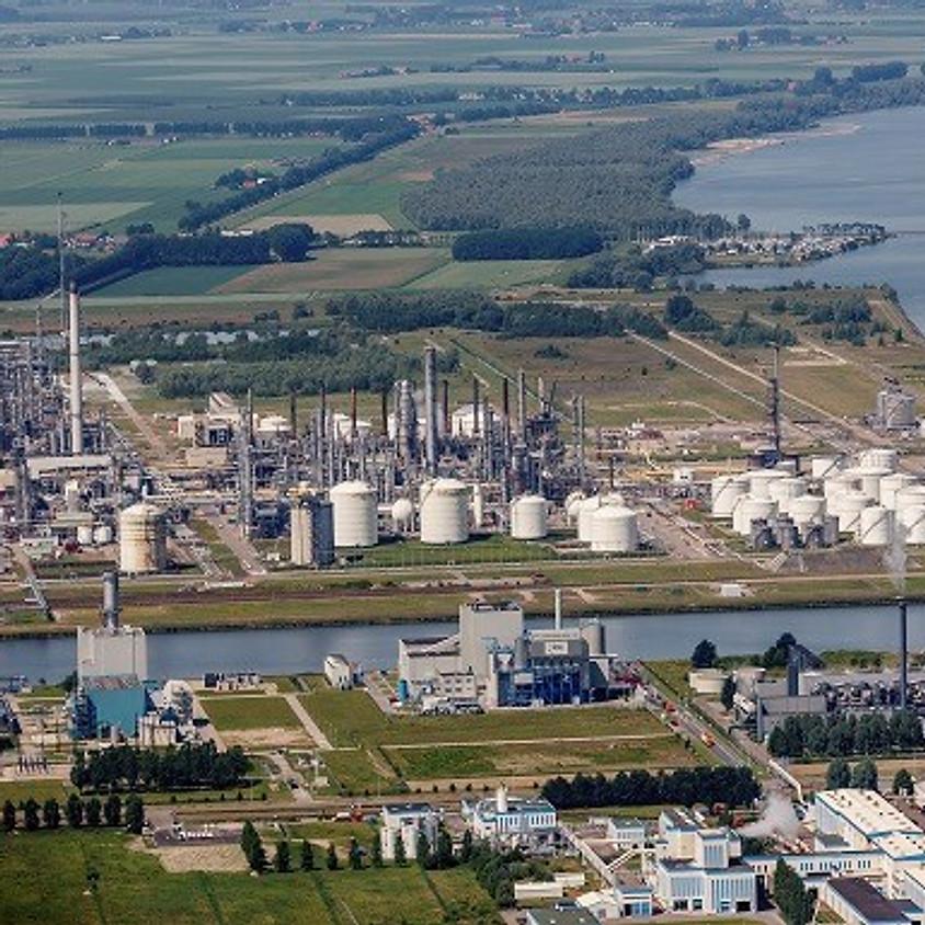 Open Dag Haven- en Industrieterrein Moerdijk