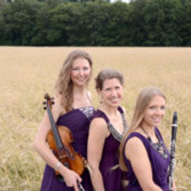 """Klassiek """"Vivezza Trio"""""""