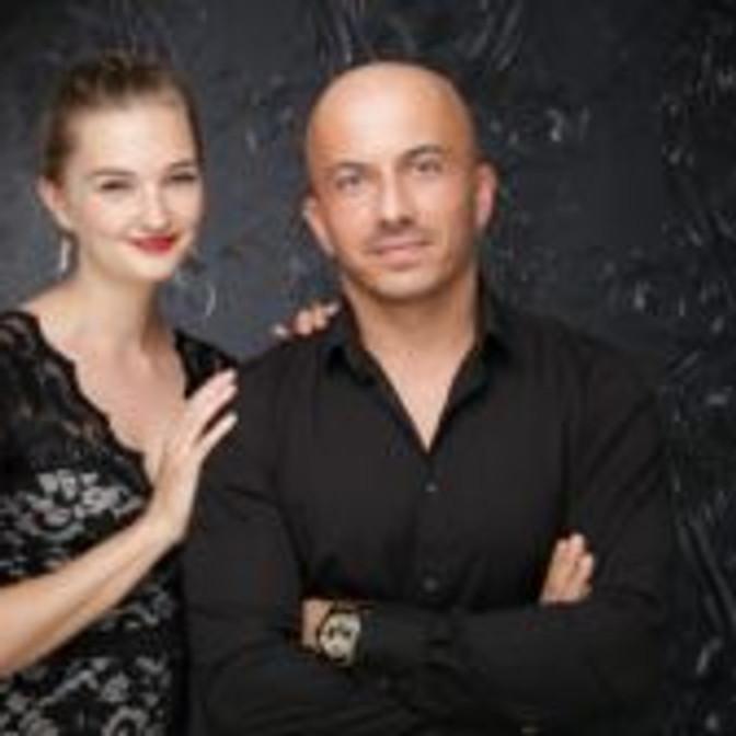 """Klassiek """"Piano Duo Dimitrov & Boelee"""""""