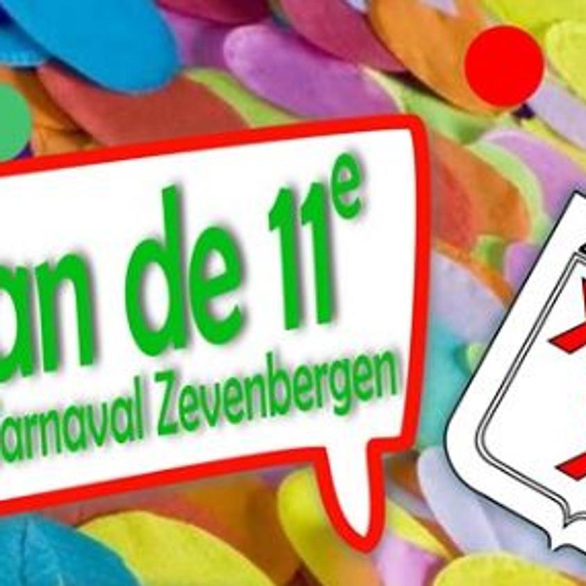 St. Carnaval Zevenbergen -  11e v.d. 11e bal
