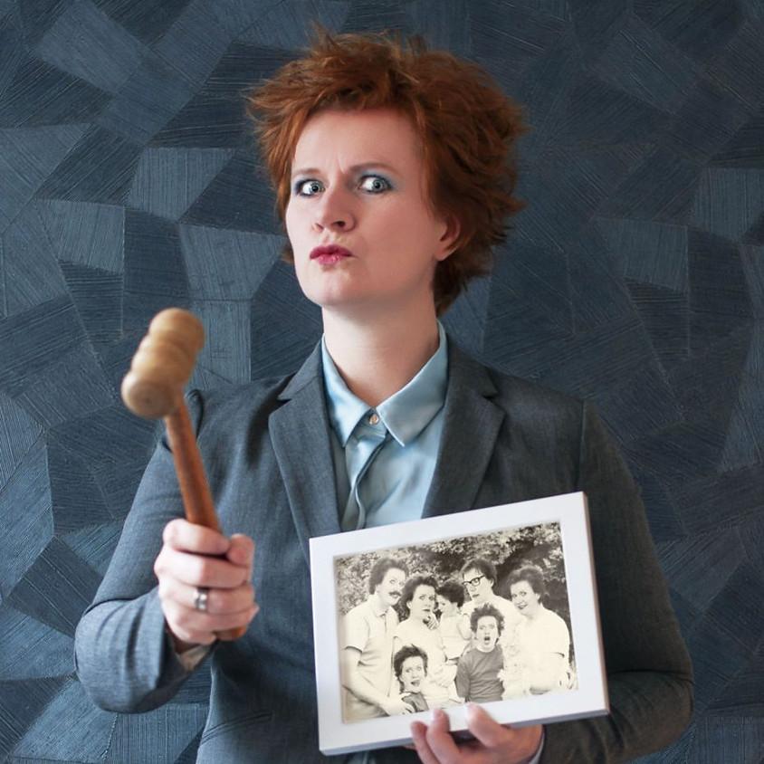 "Theatercollectief Plumeau ""Magriet Bolding - Familie te koop"""