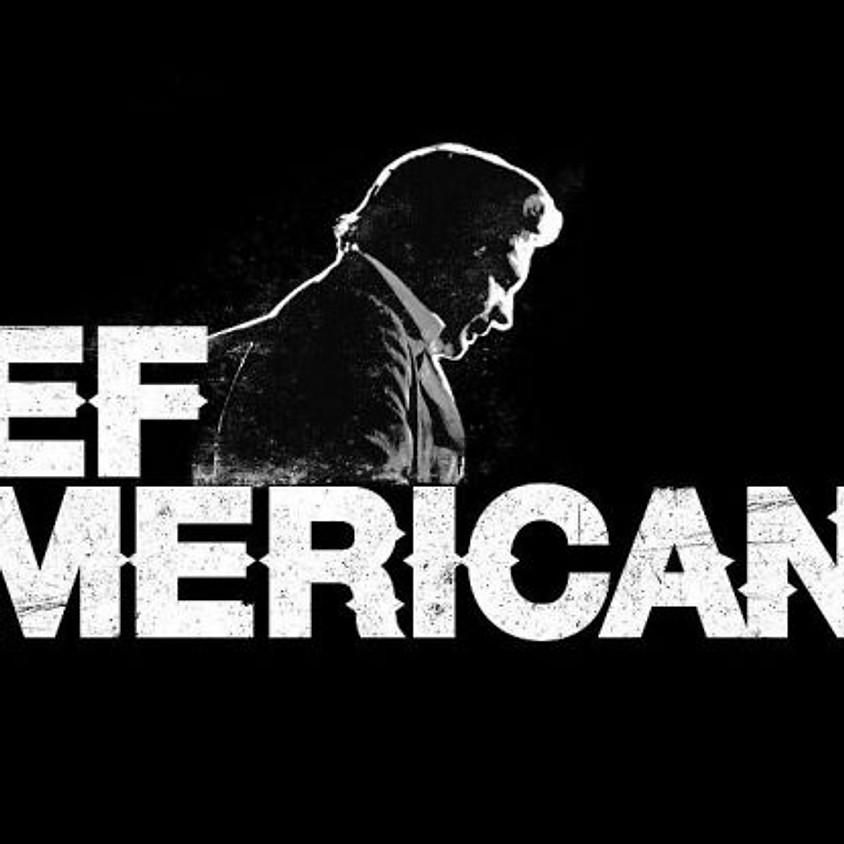 """Bezemkast """"Def Americans"""""""