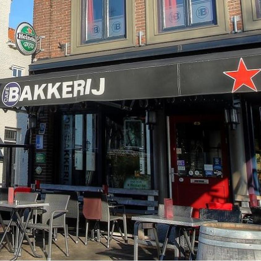 """Cafe de Bakkerij """"Awoei!! - Doe Maar Coverband"""""""