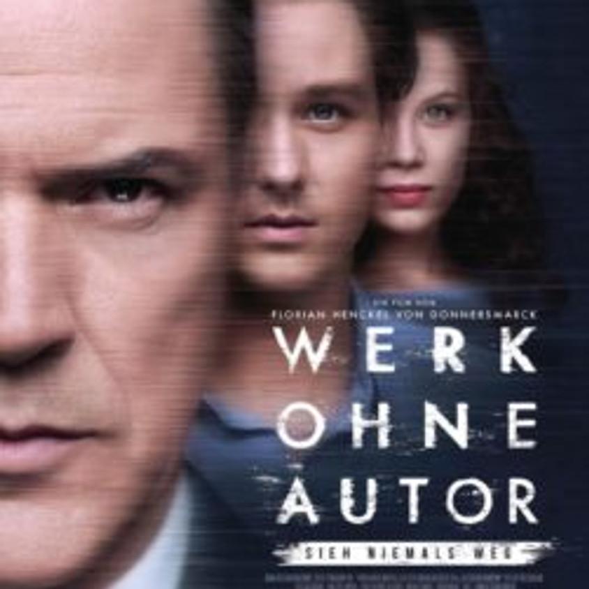 """Cine7 """"Werk ohne Autor (never look away)"""""""