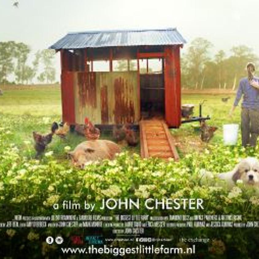 """Groenlinks Moerdijk Filmavond de Schuur """"The Biggest Little Farm"""""""