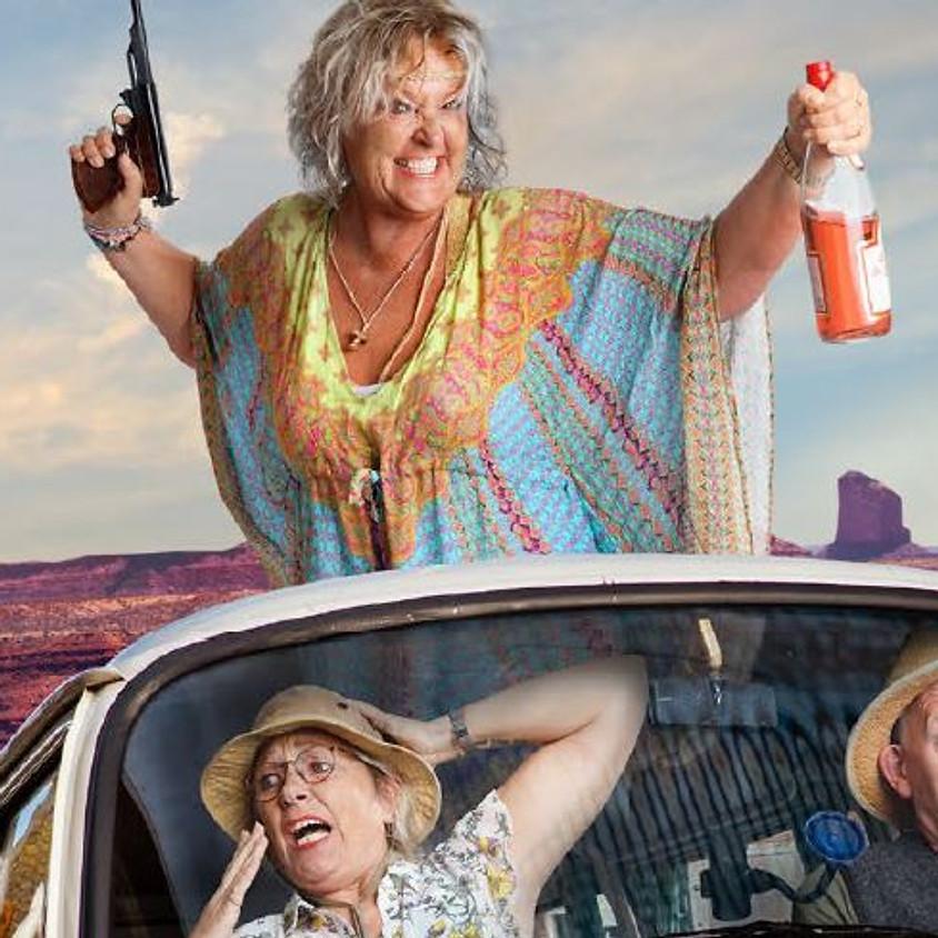 """Tejatergroep Snippers speelt """"Selma Ann Louis"""""""