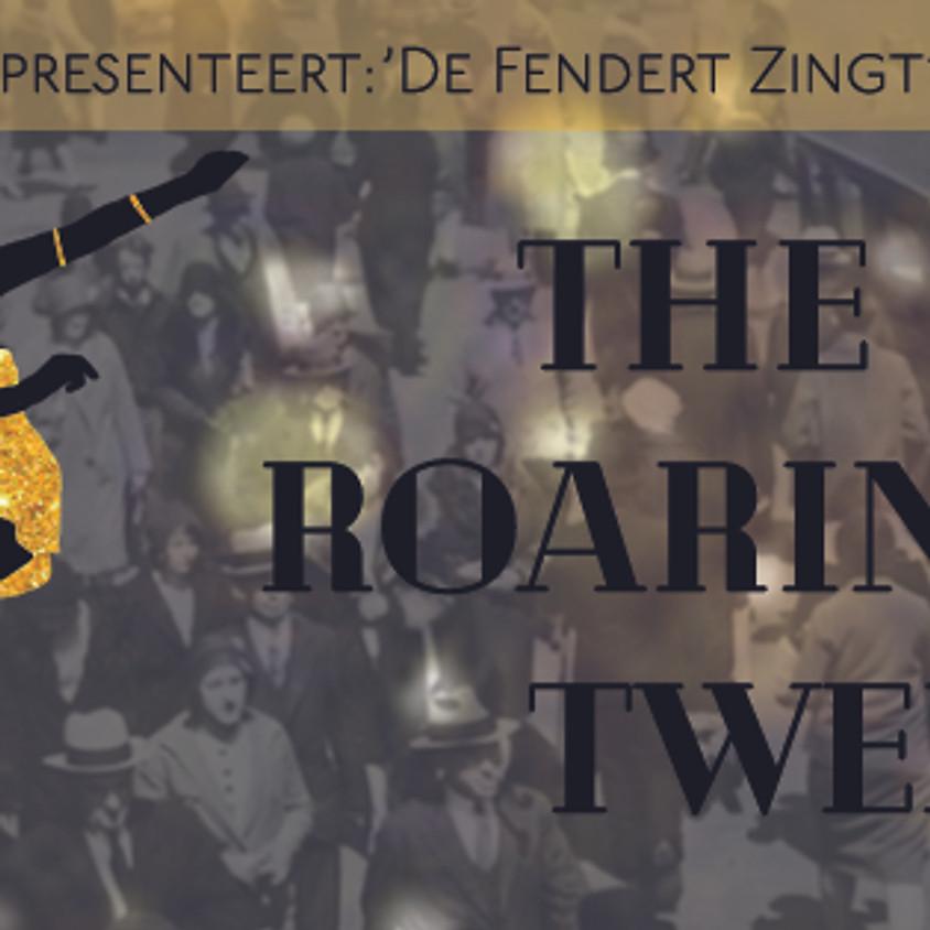 """Theaterzaal de Vlakte """"De Fendert Zingt - de Roarring twenties"""""""