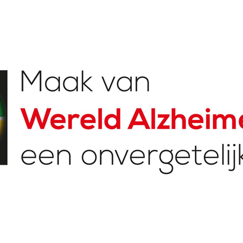 Wereld Alzheimerdag bij de Biblotheek VANnU Zevenbergen