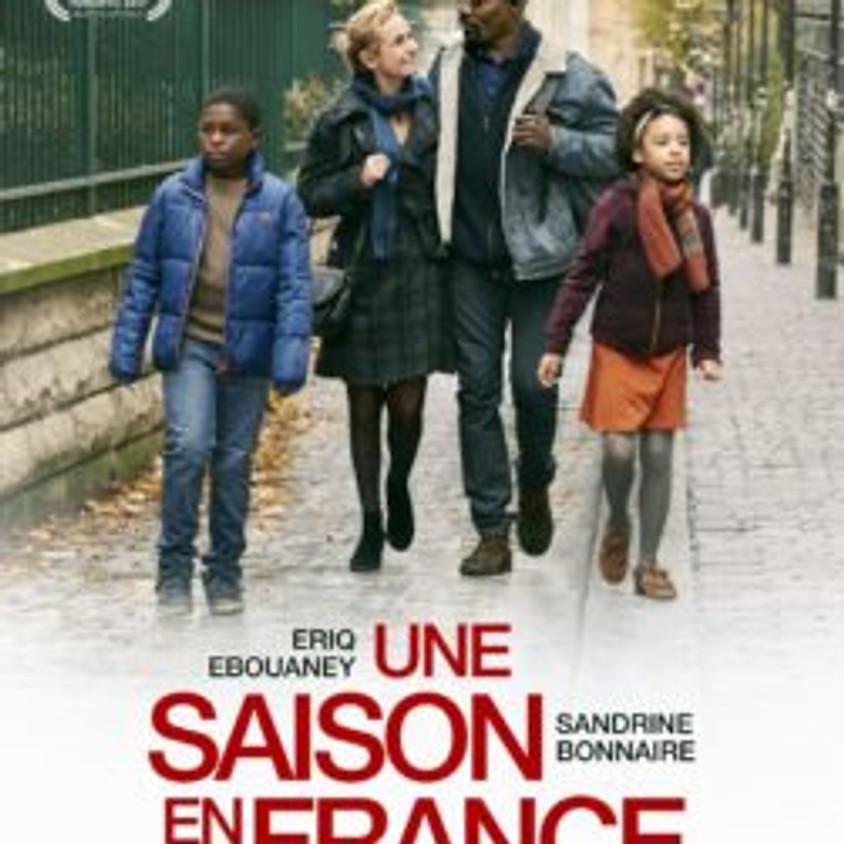 """Cine 7 """"Une Saison en France"""""""