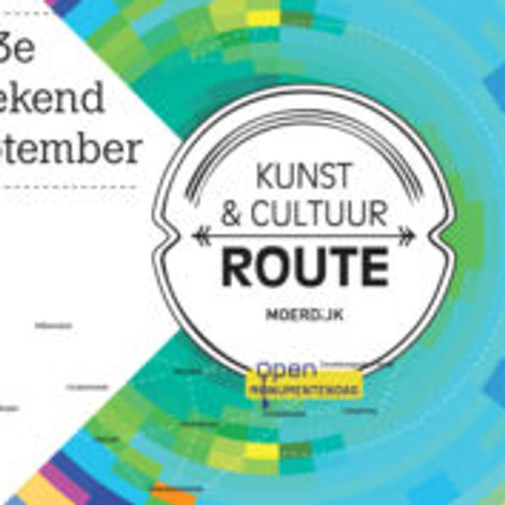 Kunst & Cultuur Route 2018 - 2