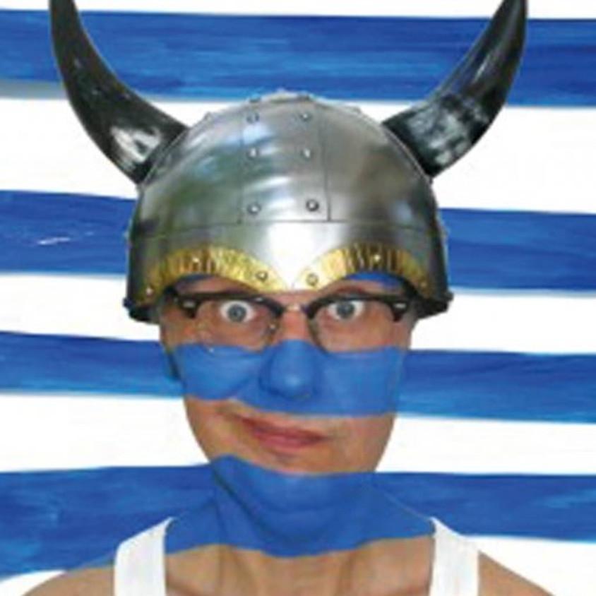 """Theatercollectief Plumeau """"Mark van de Veerdonk over geen Viking"""""""