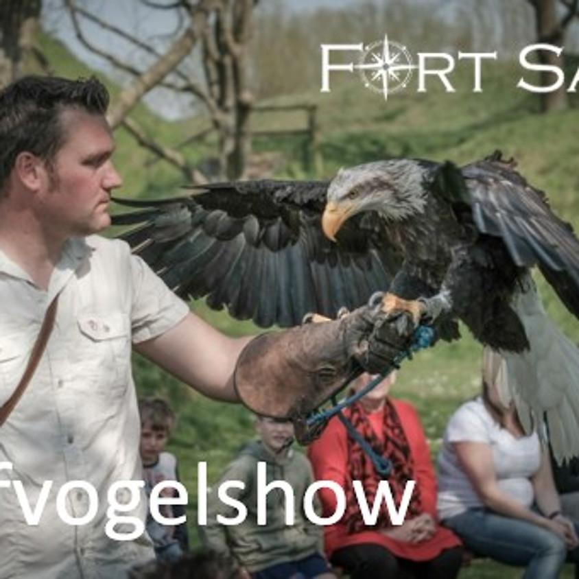 """Fort Sabina """"Roofvogelshow"""""""