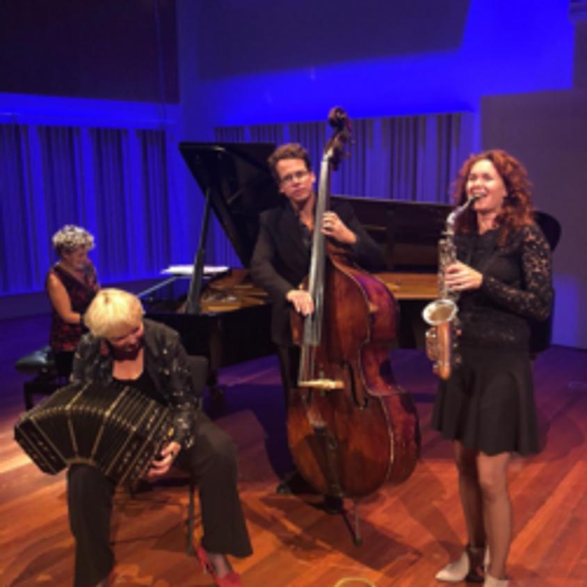 "Klassiek ""Trio Tangata & Saxofoniste Aubrey Snell """