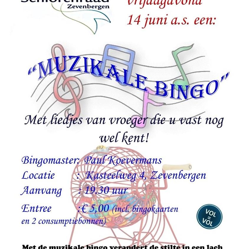 "St. Seniorenraad Zevenbergen ""Muzikale Bingoavond"""