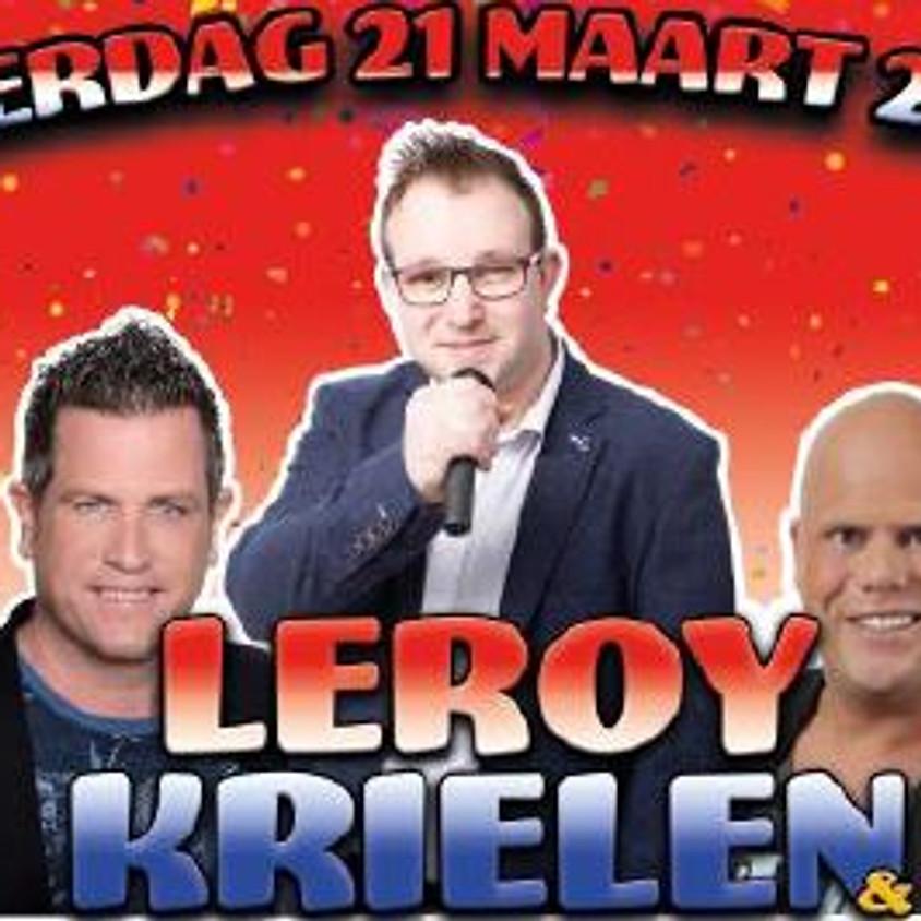 """Gasterij de Engel """"Leroy Krielen & Friends"""""""