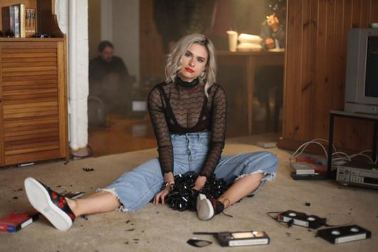 Nicole Millar Behind The Scenes
