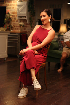Missy Higgins Futon Couch Behind The Scenes