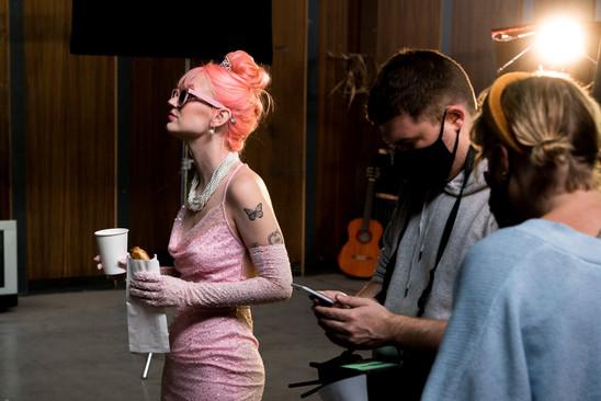 Peach PRC Behind the Scenes