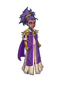 Fell Seal Arbiter's Mark video game sprite Tertia character