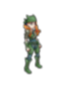 Fell Seal Arbiter's Mark video game sprite Scoundrel Thief Rogue character