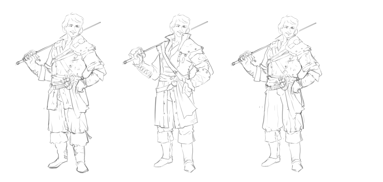 Reiner Sketches