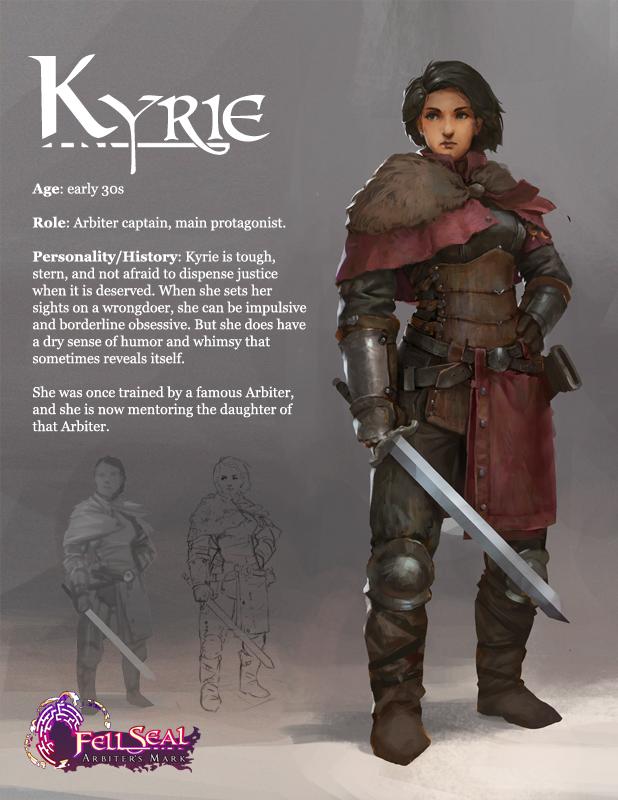 Kyrie Bio