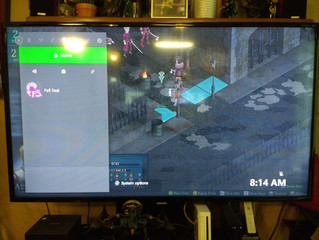 Fell Friday #48 - Beta build, Xbox One build, concept art