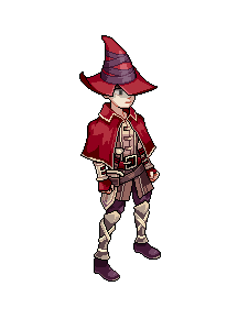 Fell Seal Arbiter's Mark game sprite wizard mage class job