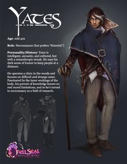 Yates Bio