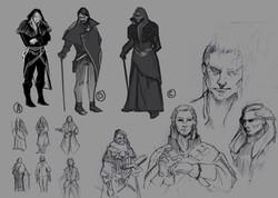 Yates sketches