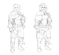Kyrie Sketches