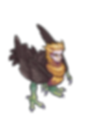 Fell Seal Arbiter's Mark game sprite monster creature harpy