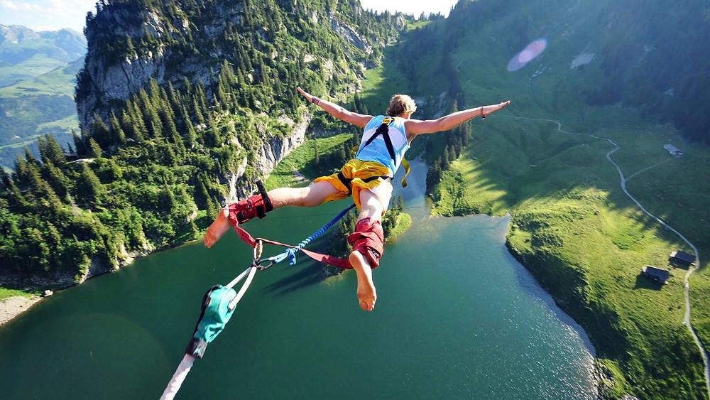 Bungee Jumping en Asturias