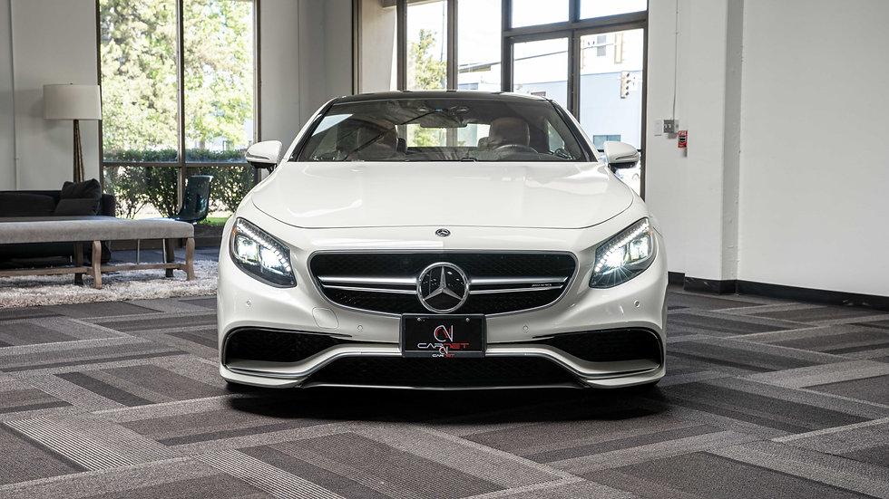 2017 Mercedes-Benz AMG S63