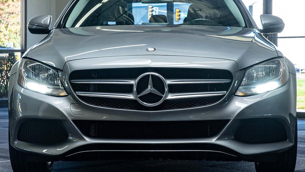 2016 Mercedes Benz C300 4Matic