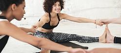 yoga retreat venue