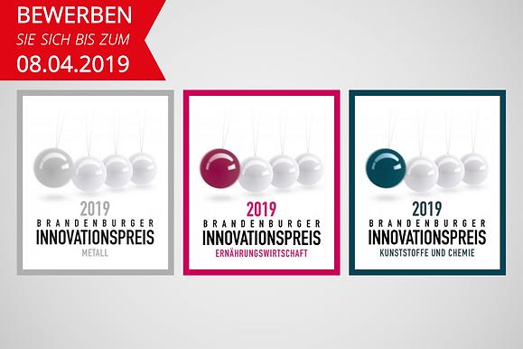 Brandenburger Innovationspreis 2019