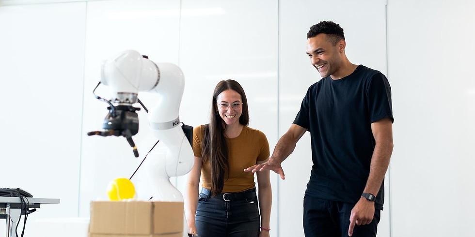 Lernlabor Robotik – Leichtbaurobotik & Mensch-Roboter-Kollaboration