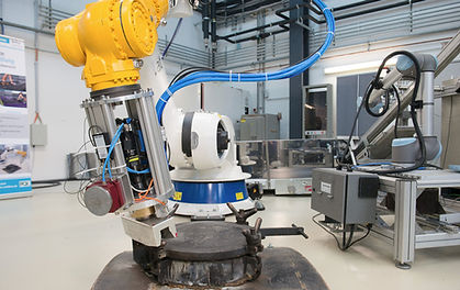 IMI Brandenburg Demonstrator Industrieroboter