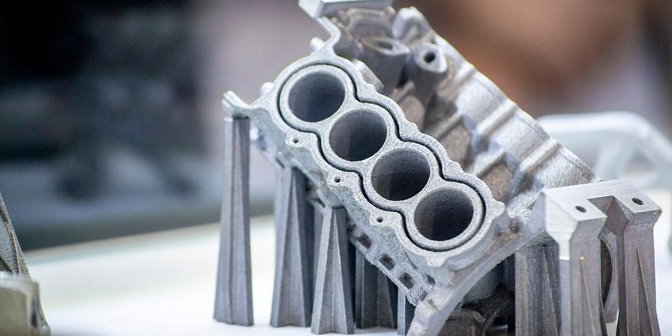 Additive Verfahren – Trends im Metalldruck
