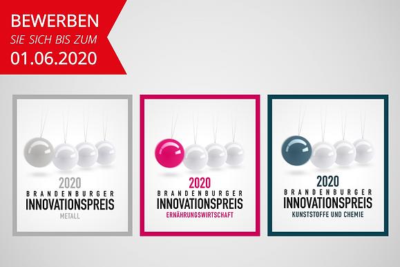 Brandenburger Innovationspreis 2020