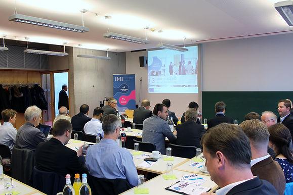 3. Jahrestagung des IMI Brandenburg