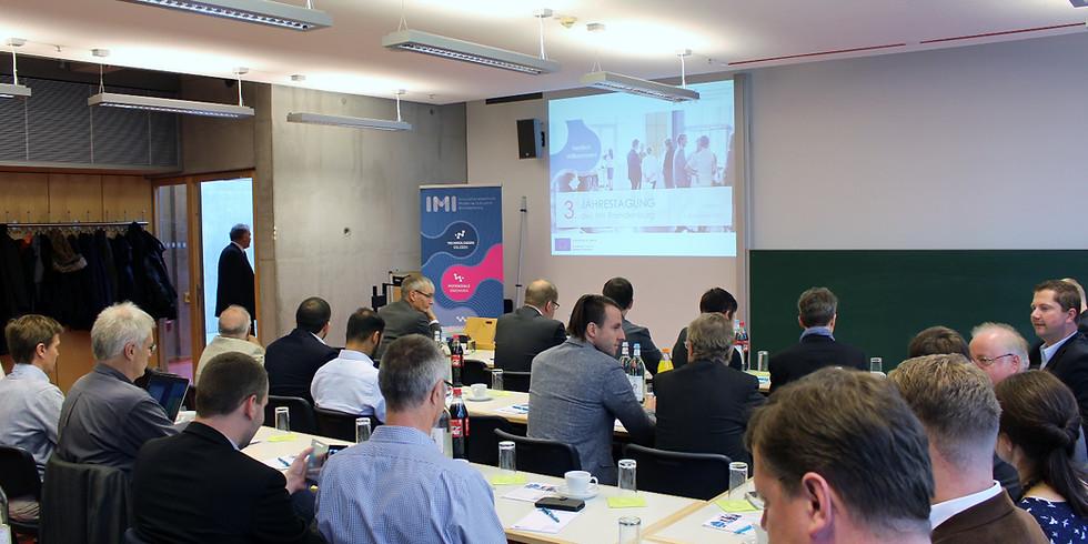 4. Fachtagung des IMI Brandenburg