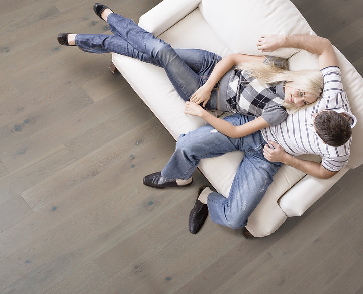 Vintage PreFinished Hardwood Floors by Cypress Hardwood Flooring Ltd. Hardwood Floors Burnaby, BC, Canada
